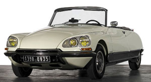 Citroen DS23 Chapron Convertible