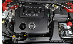 Nissan-Altima-V6-engine