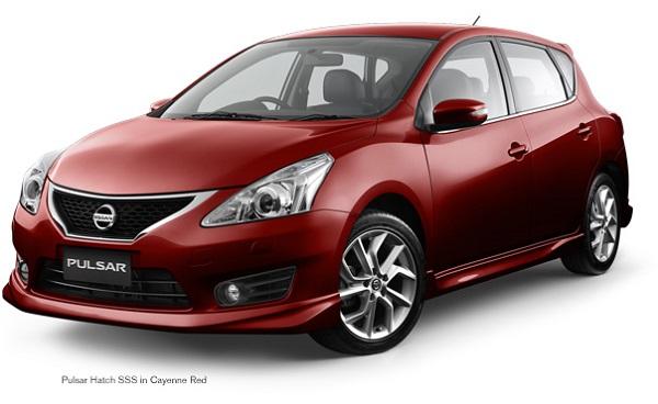 2013 Nissan Pulsar Hatch