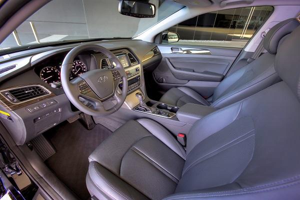 2015 Hyundai Sonata Sport 2 0t
