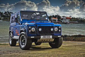 Land Rover Defender Zulu II