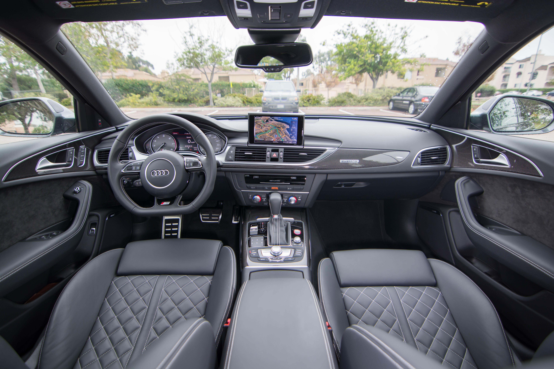Audi S4 0 60 >> 2016 Audi S6