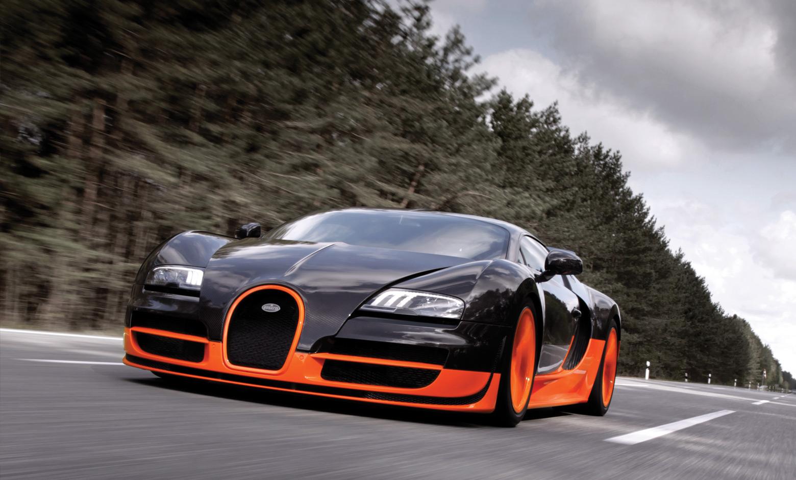 How much money is a bugatti