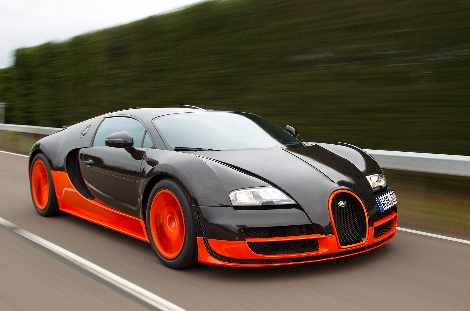 How much does it cost to own a Bugatti Veyron G1O3bMFt