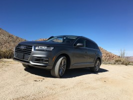 2017 Audi Q7 in Anzo Borrego