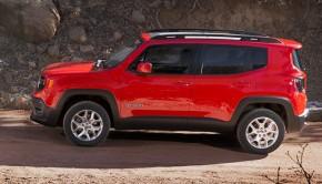 2016 Jeep® Renegade Latitude