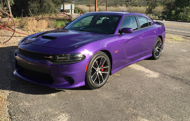 2016 Dodge Charger Pack More Spinning And Grinning