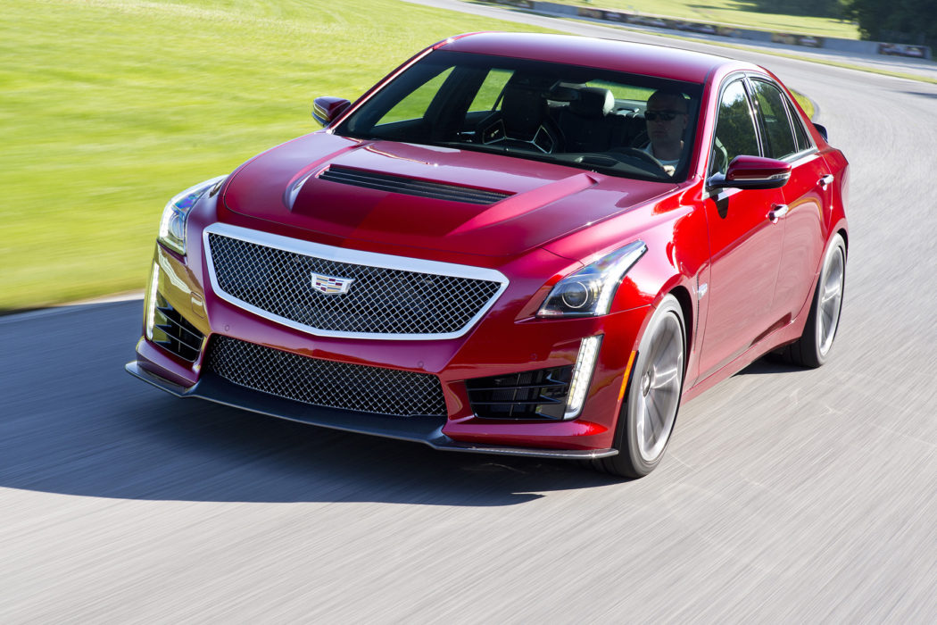 The 2016 Cadillac Cts V Utilizes A 6 2 Liter Supercharged 8 With 640 Hp And 630 Lb Ft Of Torque Paired Exclusively To An Eight Sd Automatic