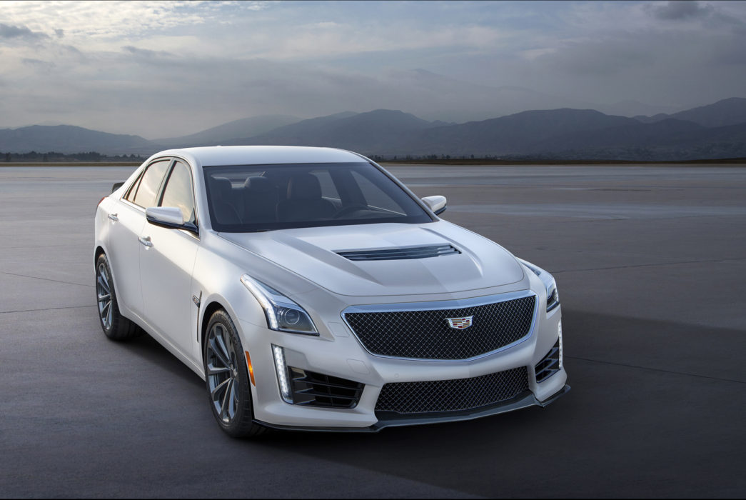 The 2016 Cadillac CTS V Utilizes A 6.2 Liter Supercharged V 8 With 640 Hp  And 630 Lb Ft Of Torque Paired Exclusively To An Eight Speed Automatic ...