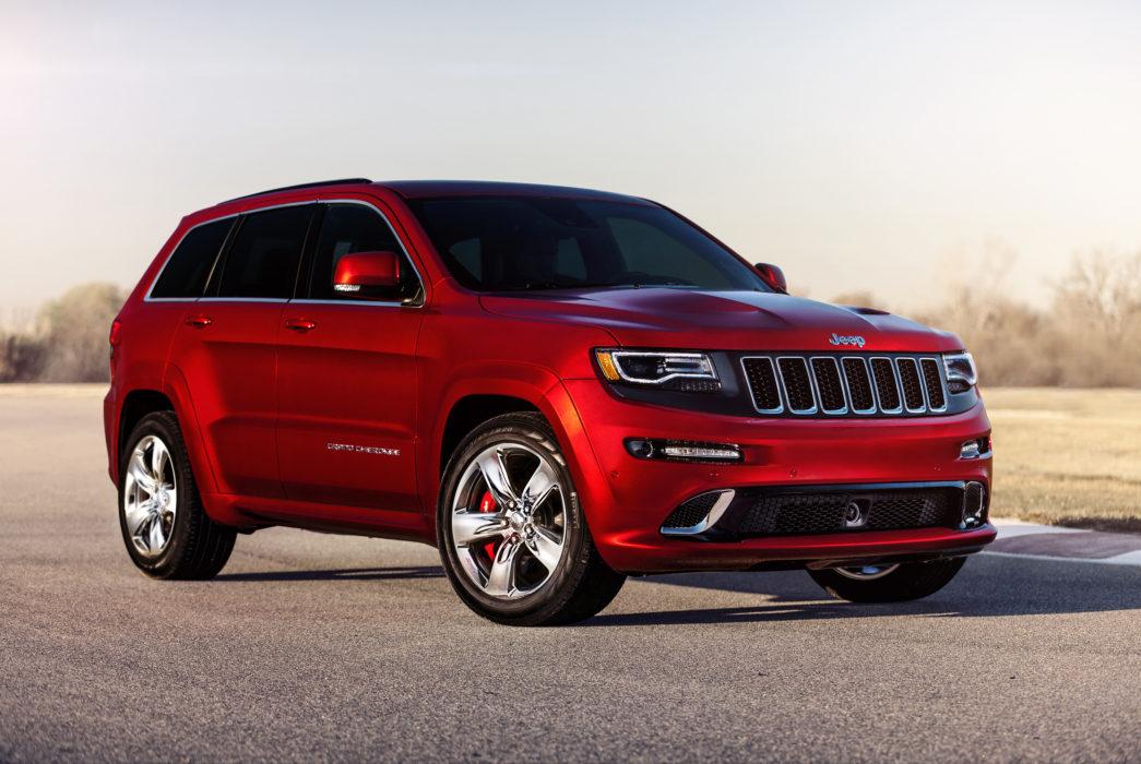 2016 Jeep® Grand Cherokee SRT