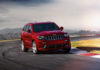 707HP Hellcat-Powered Jeep Grand Cherokee Coming In 2017
