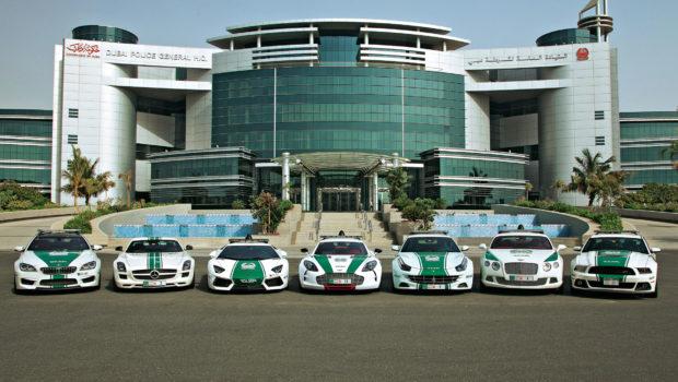 UAE Police Cars