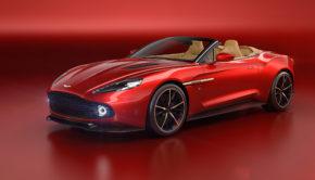 Aston Martin Zagato 2