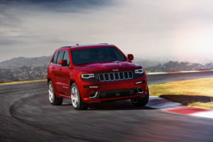 2016 Jeep® Grand Cherokee SRT