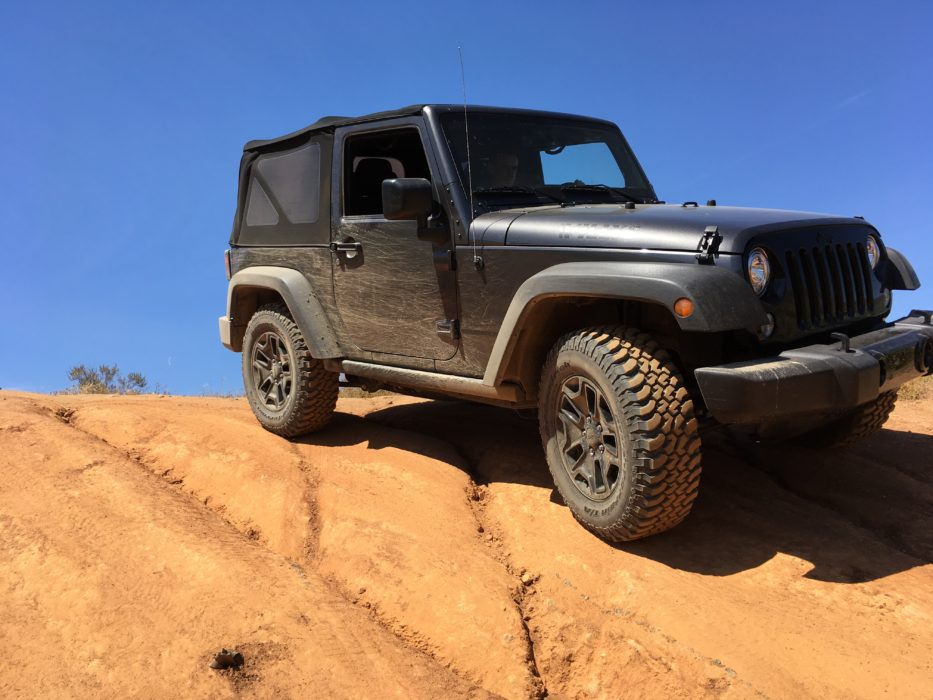 Getting Dirty 2017 Jeep Wrangler S Wheeler Review