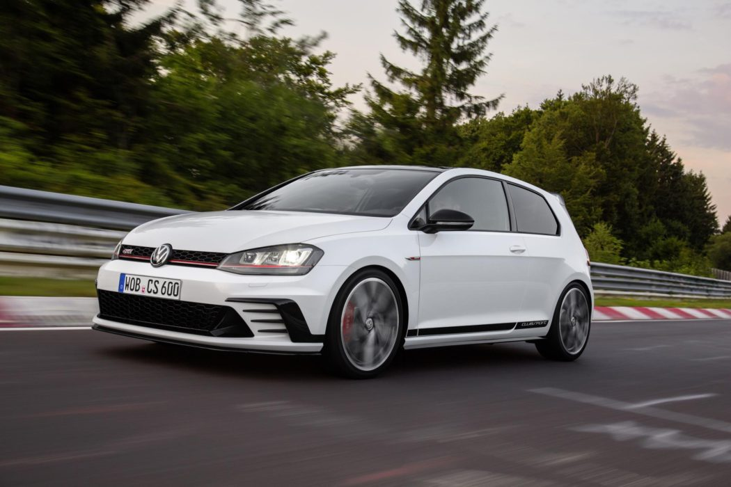 2017 VW Golf Clubsport S