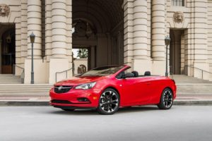 Sport Red 2017 Cascada Sport Touring with Dark Effects Package