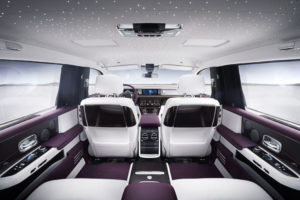 2018-rolls-royce-phantom interior rear seat view
