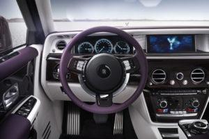 2018-rolls-royce-phantom interior dash