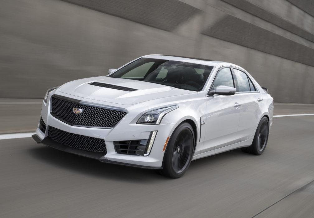 2018 Cts V Sedan Tested Road Test Reviews