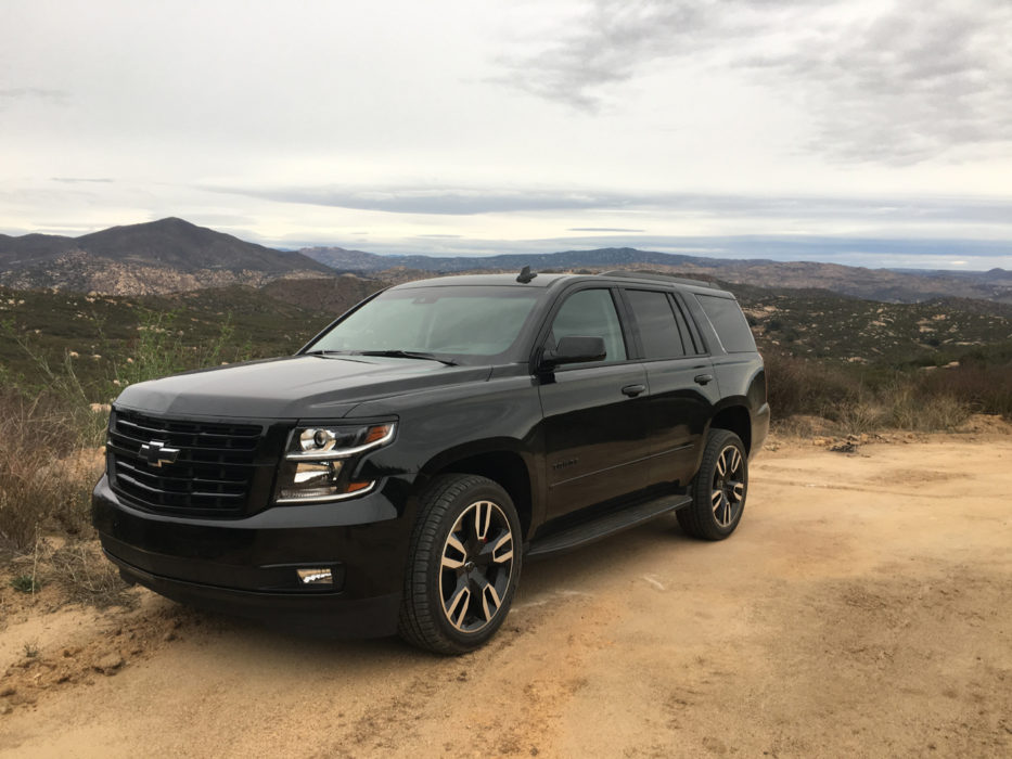 2018 Chevrolet Tahoe Rst Tested Road Test Reviews