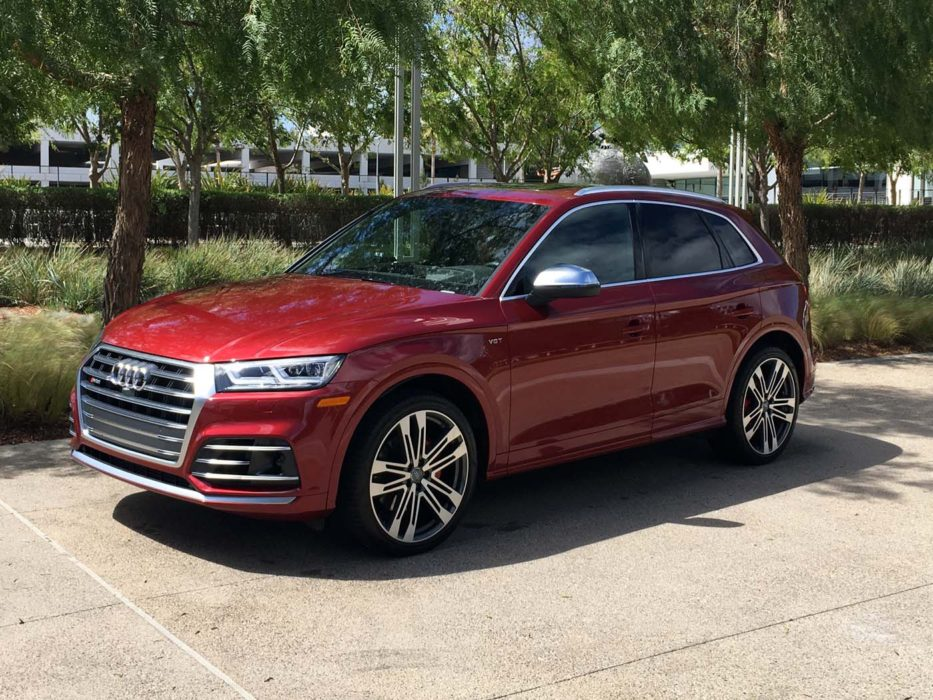 2018 audi sq5 more pace and space road test reviews. Black Bedroom Furniture Sets. Home Design Ideas