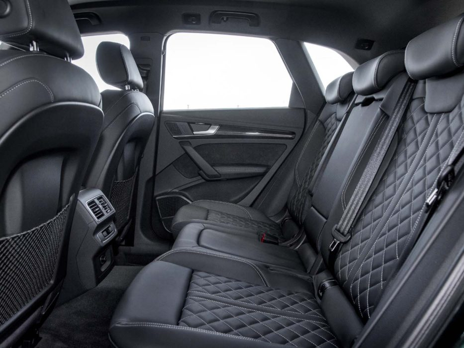 2018 audi sq5 - more pace and space
