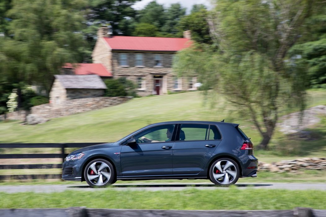 2018 golf gti owners manual