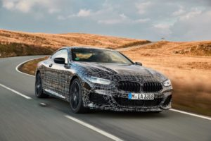 All New BMW 8 Series