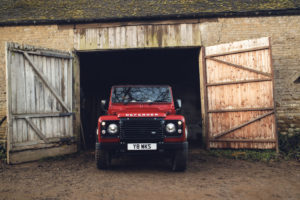 2018 Land Rover Defender V8