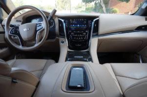 2018 Cadillac Escalade Platinum Interior
