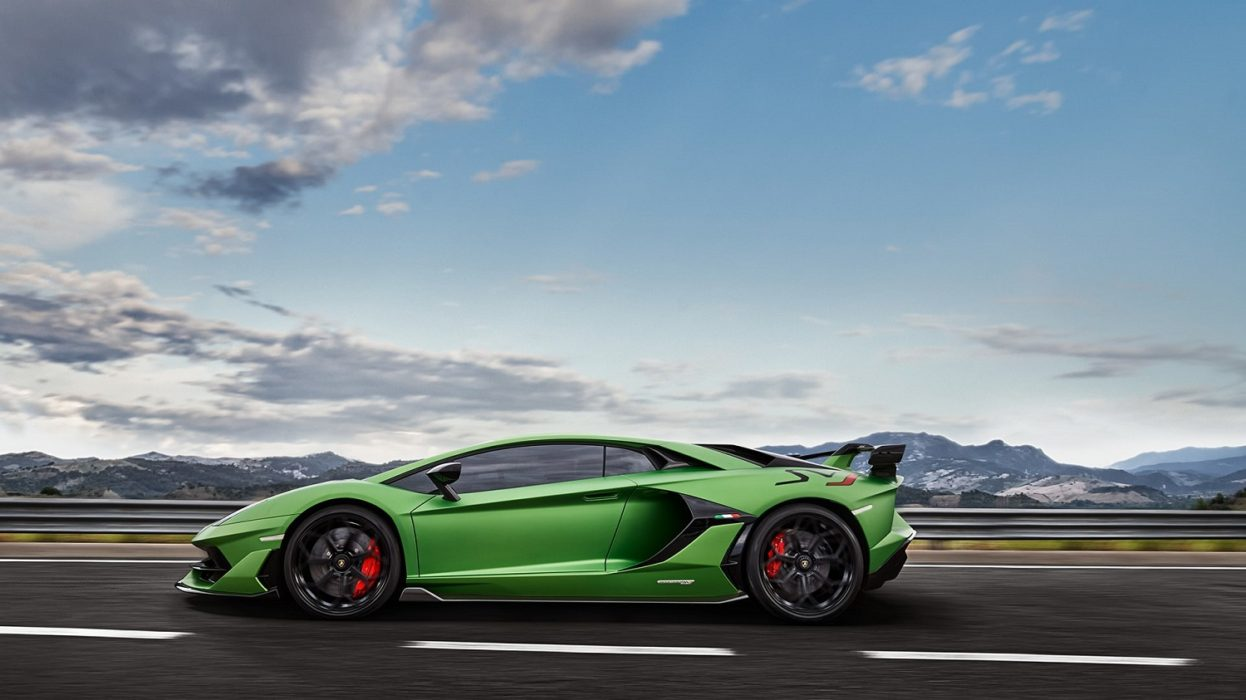 Lamborghini Aventador Svj Naturally Aspirated Madness Road Test
