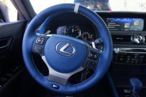2019 Lexus GS F Interior