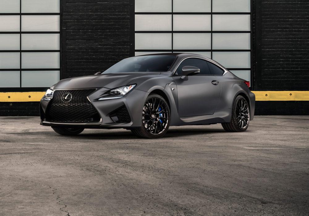 2019 Lexus_RCF