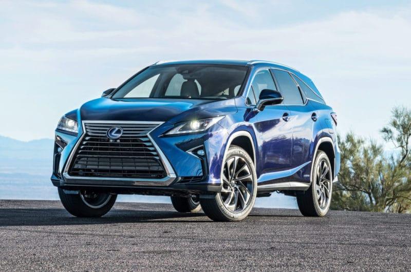 2018_Lexus_RX_450hL_AWD