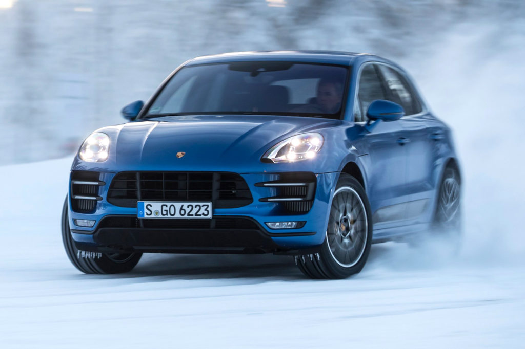 Porsche Macan Turbo w Performance Pack