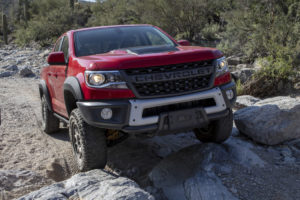 2019 Colorado ZR2 Bison