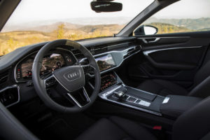 2019 Audi A6 Sedan