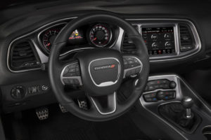 2019 Dodge Challenger R/T Scat Pack Widebody - interior