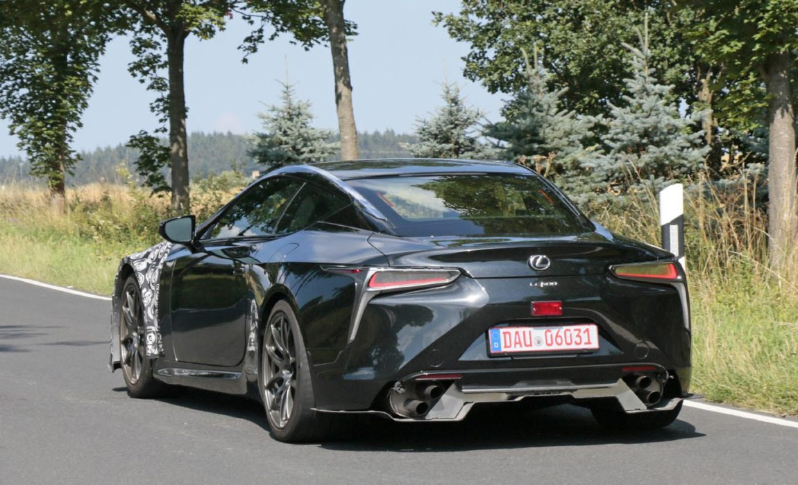 Lexus LCF