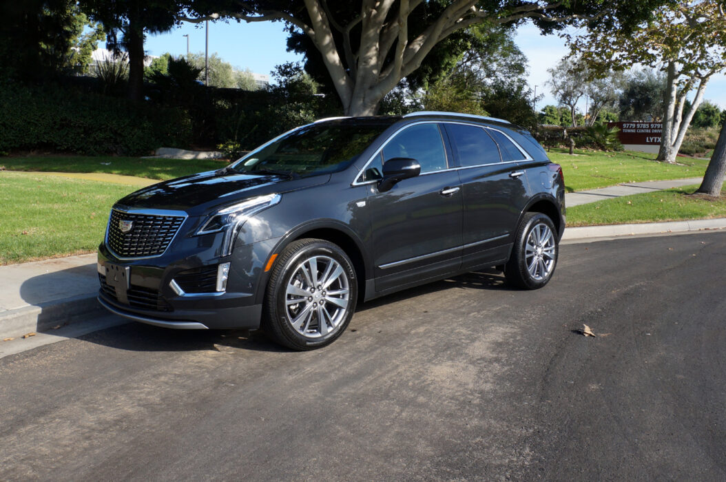 2020 Cadillac Xt5 Premium Luxury Review More Tech And Better Looking