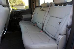 2020 GMC Sierra Turbo Diesel Interior
