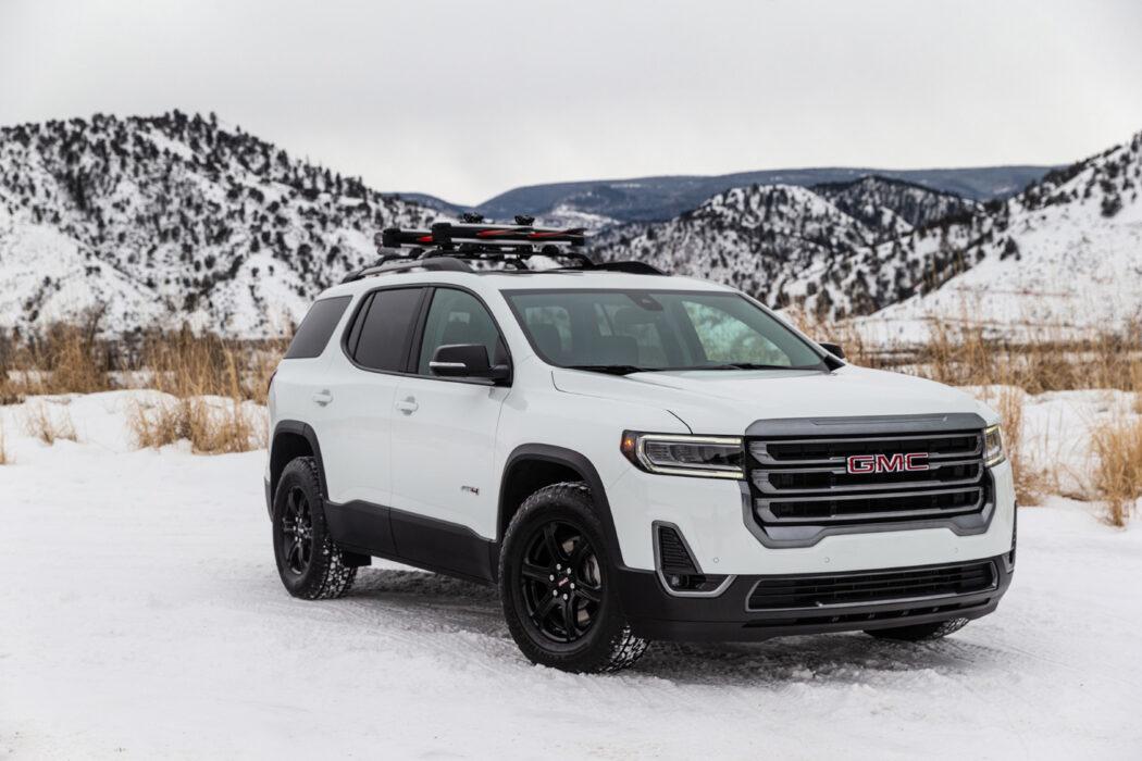 2020 GMC Acadia AT4 Review- Road Test Reviews