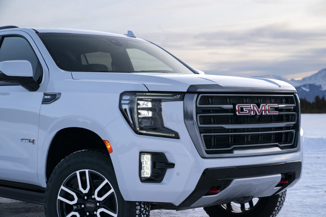 2021 gmc yukon will have an at4 version loads of tech and