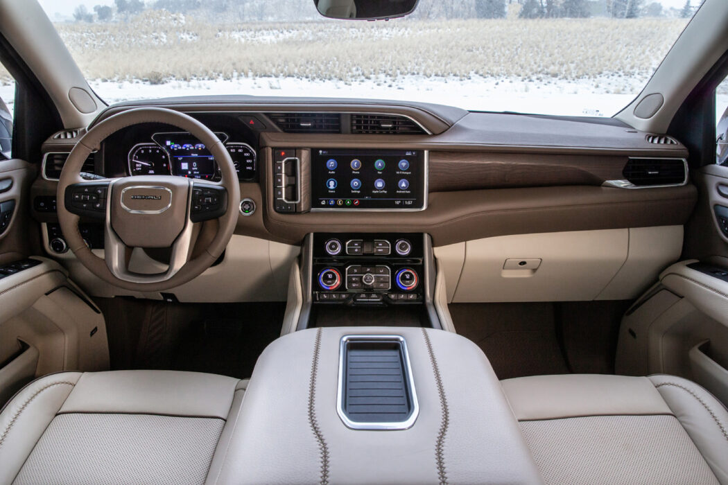 2021 GMC Yukon will have an AT4 version, loads of tech and ...