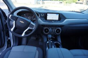 2020 Chevrolet Blazer 2.0T Interior