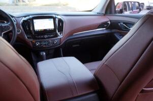 2020 Chevrolet Traverse High Country Interior
