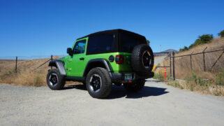 2020 Jeep Wrangler Rubicon