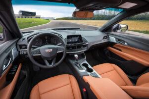 2020 Cadillac CT4 450T