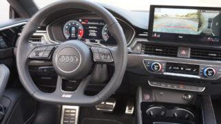 2020 Audi S5 Sportback Interior